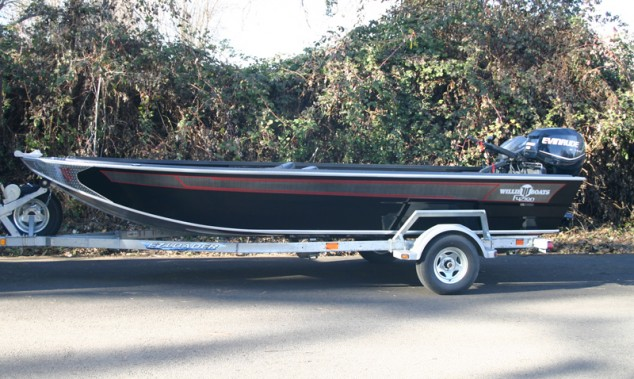 Willie Boats For Sale >> Fuzion - Willie Boats